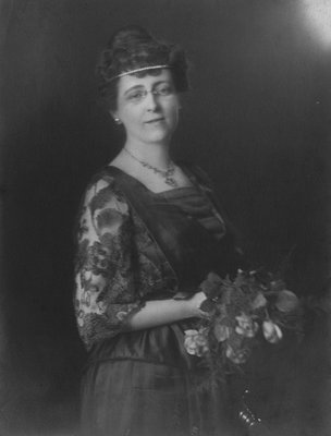 Lucy Maud Montgomery age 45, 1919.