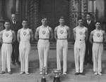 University of Toronto Gymnastic Team, Stuart Macdonald, 1936-37.