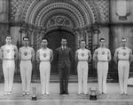 University of Toronto Gymnastic Team, Stuart Macdonald, 1938-39.