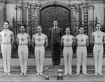 University of Toronto Gymnastic Team, Stuart Macdonald, 1939-40.