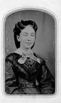 Mary Morrison, ca.1870.  Friend of Clara Montgomery.
