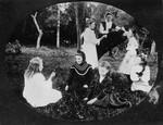 Cavendish school children, ca.1890's.  P.E.I.  (See also XZ1 MS A097020  132)