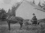 Mr. Crew.  Old Cavendish (P.E.I.) mailman, ca.1880's.