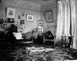 Park Corner parlour, P.E.I. (Uncle John Campbell's home)