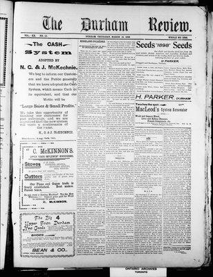Durham Review (1897), 31 Mar 1898