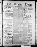 Durham Review (1897), 12 May 1898