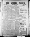 Durham Review (1897), 19 May 1898