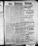 Durham Review (1897), 1 Sep 1898