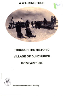 Through the Historic Village of Dunchurch, In the year 1905