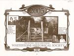 Whitestone Historical Society Calender - 2005