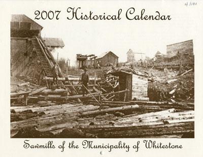 Whitestone Historical Society Calendar- 2007