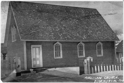 St. Andrew's Anglican Church, Dunchurch, 1896