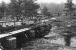 Log Drive, Knoephli Rapids, Magnetawan River, circa 1920