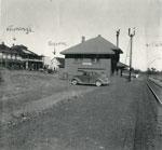 Ardbeg Station, circa 1940
