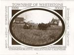 Whitestone Historical Society Calender - 1999 & 2000