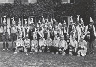 Waterloo College initiation week, 1948