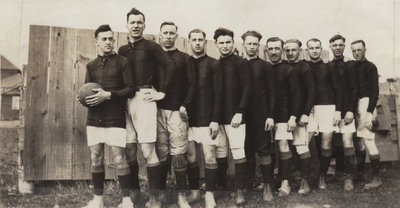 Waterloo College soccer team, 1924