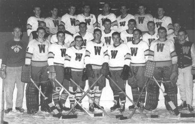 Waterloo Lutheran University hockey team, 1967-68