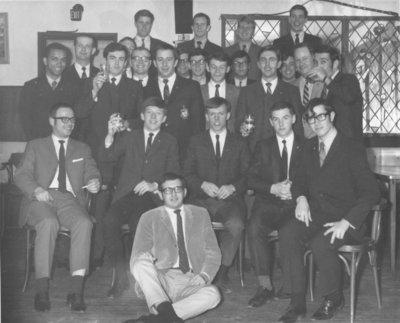 Waterloo Lutheran University Circle-K-Club, 1968-69