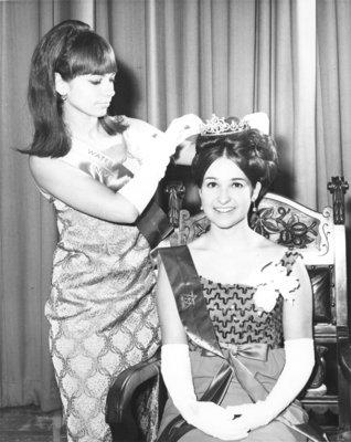 Miss Waterloo Lutheran University 1967