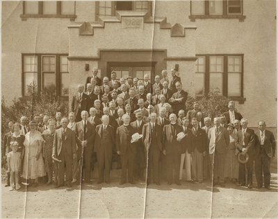 Convention of Manitoba Synod, Lutheran Seminary, Saskatoon, Saskatchewan, July 1939