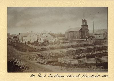 St. Paul's Lutheran Church, Neustadt, Ontario