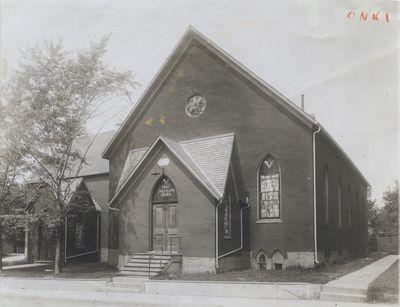 First English Evangelical Lutheran Church, Kitchener, Ontario