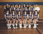 Wilfrid Laurier University women's basketball team, 1987-88