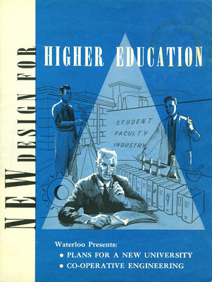 New design for higher education