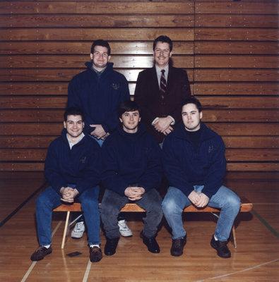 Wilfrid Laurier University men's golf team, 1990-1991