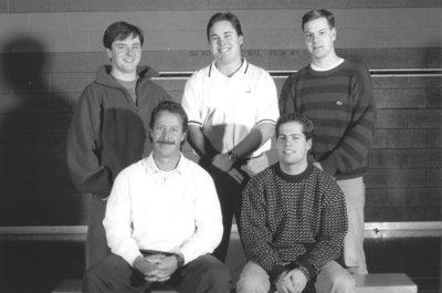 Wilfrid Laurier University men's golf team, 1991-1992