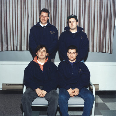 Wilfrid Laurier University men's golf team, 1990-1991