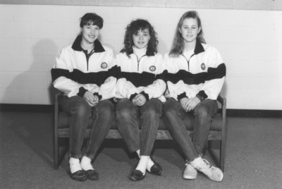 Wilfrid Laurier University women's curling team, 1989-1990
