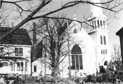Zion Evangelical Lutheran Church, Lunenberg, Nova Scotia