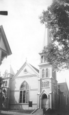 Zion Evangelical Lutheran Church, Lunenburg, Nova Scotia