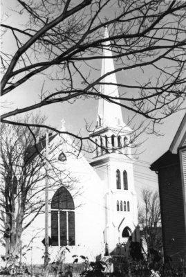 Zion Evangelical Lutheran Church, Lunenburg, Nova Scotia