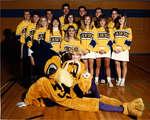 Wilfrid Laurier University cheerleading team, 1988-1989