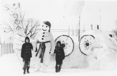 Waterloo Lutheran University Winter Carnival, 1961