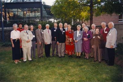 Wilfrid Laurier University Alumni Association reunion, 1999