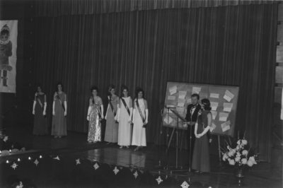Miss Canadian University Queen Pageant, 1968