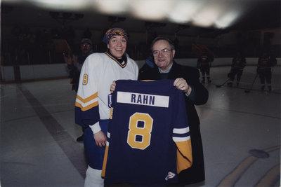 Mel Rahn and Robert Rosehart