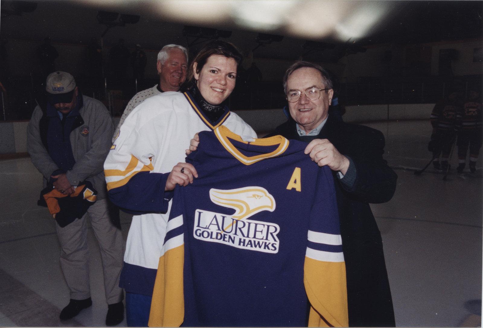 Marie Hahn and Robert Rosehart