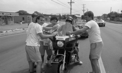 Shinerama 1989, Wilfrid Laurier University
