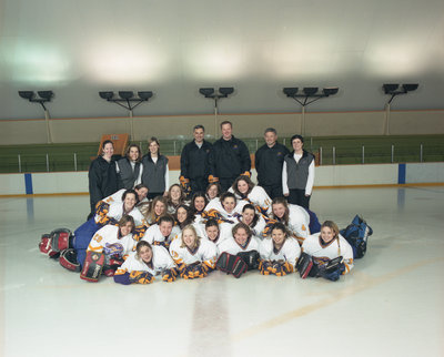 Wilfrid Laurier University women's hockey team, 2000-2001