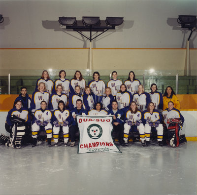 Wilfrid Laurier University women's hockey team, 1998-99