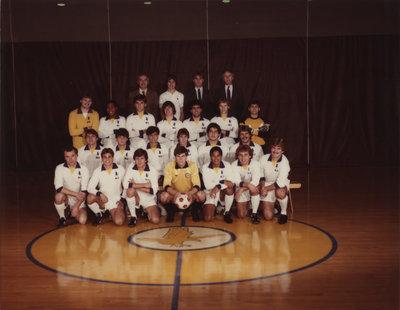 Wilfrid Laurier University men's soccer team, 1984