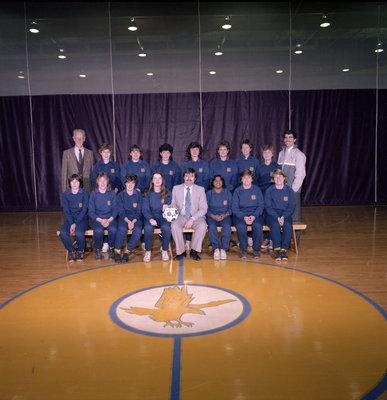 Wilfrid Laurier University women's soccer team, 1984-1985