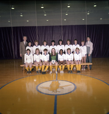 Wilfrid Laurier University women's soccer team, 1984-85