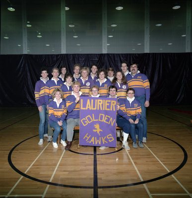 Wilfrid Laurier University swim team, 1985