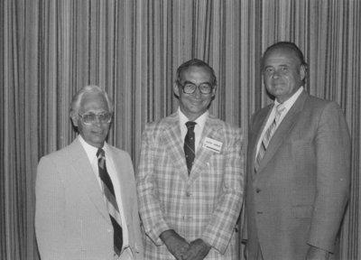 Three Wilfrid Laurier University Presidents